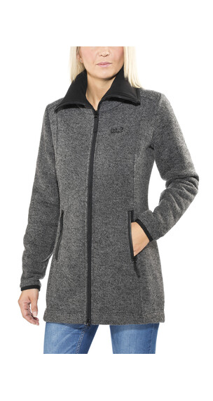 Jack Wolfskin Solitary Morning Coat Women black